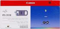Cartridge Canon PFI-701B, modrá (blue), originál