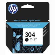 Cartridge HP 304 (N9K06AE) black - originál