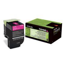 Toner Lexmark CS310/CS410/CS510 702HM MAGENTA 3K