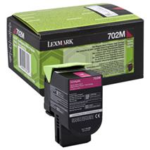 Toner Lexmark CS310/CS410/CS510 702M MAGENTA 1K