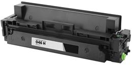 Toner Canon 046H BK, CRG-046H BK, čierna (black), alternatívny