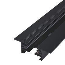 Nowodvorski PROFILE RECESSED TRACK 2 M BLACK 9015