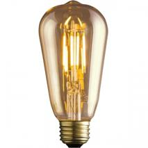 LED FILAMENT E27 4W VINTAGE BULB LED 9796