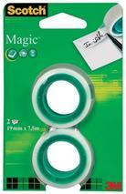 """Lepiaca páska, 19 mm x 7,5 m, 3M SCOTCH """"Magic tape"""
