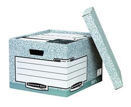 """Archívny kontajner, kartónový, veľký, \""""BANKERS BOX® SYSTEM by FELLOWES®"""