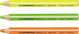 """Zvýrazňovacia ceruzka, 5,5 mm, STABILO \""""Greenlighter\"""", pink"""