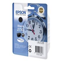 Cartridge EPSON T2711 (C13T27114010) 27XL black - originál