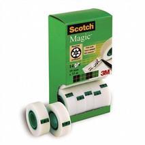 """Lepiaca páska, 2 ks darček, 19 mm x 33 m, 3M SCOTCH """"Magic tape (14 ks)"""