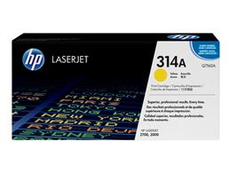 Toner HP Q7562A yellow - originál
