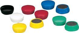 Magnetky, 32 mm, 10 ks, 5 STAR, mix farieb
