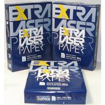 Kancelársky papier, A4, 80g, Extra Laser Copy