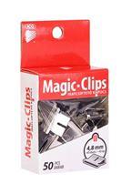 """Klip \""""Magic clip\"""", 4,8 mm"""