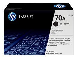 Toner HP Q7570A black - originál