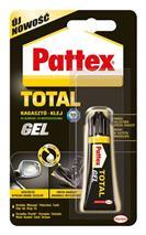 Sekundové lepidlo Pattex Total Gel, 8 g, (Henkel)