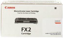 toner CANON FX-2 fax L500/600