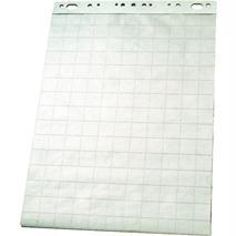 Flipchart papier hladký/štvorčekový 60x85, 5x50strán