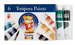 "Tempera ""Creative Kids\"", 6 ks/bal"