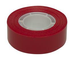 Lepiaca páska, 19 mm x 33 m, APLI, červená