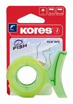 """Dávkovač lepiacej pásky, slepiacou páskou, KORES """"Fish"""