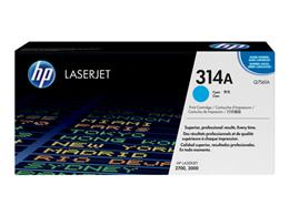 Toner HP Q7561A cyan - originál