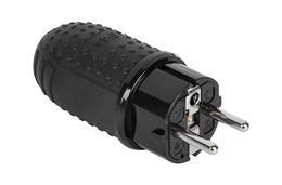 Vidlica pre predlžovací kábel 16A/250V IP44 REBEL