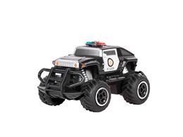 Auto na diaľkové ovládanie POLICE Quer
