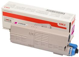 Toner OKI C532/C542/MC563/MC573 (46490606) magenta - originál (6.000 str.)