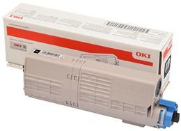 Toner OKI C532/C542/MC563/MC573 (46490608) black - originál (7.000 str.)