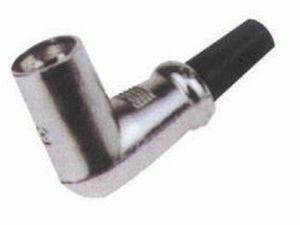 Konektor XLR (Canon) zástrč. roh. kov.