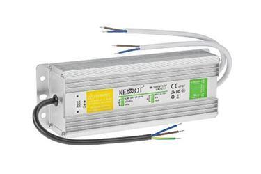 Zdroj pre LED pásy 12V/10A, W-120W IP67  KEMOT
