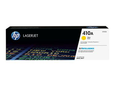 Toner HP CF412A yellow - originál (2 300 str.)