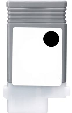 Cartridge Canon PFI-102MBK, matná čierna (matte black), alternatívny
