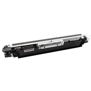 Toner HP CE310A black - kompatibilný
