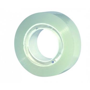 Lepiaca páska, 18 mm x 33 m, DONAU, priehľadná