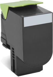 Toner Lexmark 802K, 80C20K0 (CX310, CX410, CX510), čierna (black), kompatibilný