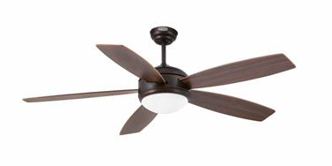 Stropný ventilátor so svietidlom FARO 33314 VANU