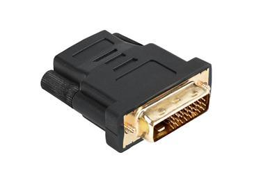 Redukcia HDMI zásuvka - DVI zástrčka 24+1