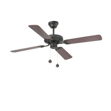 Stropný ventilátor bez svietidla FARO 33713 YAKARTA