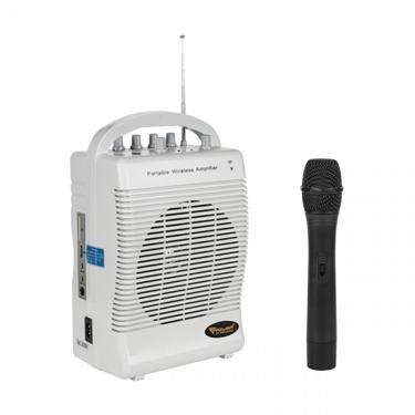 Mikrofón bezdrôtový so zosil. SH222U